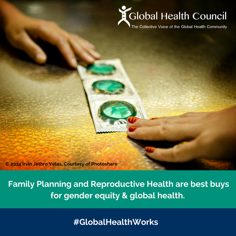 family planning and reproductive health