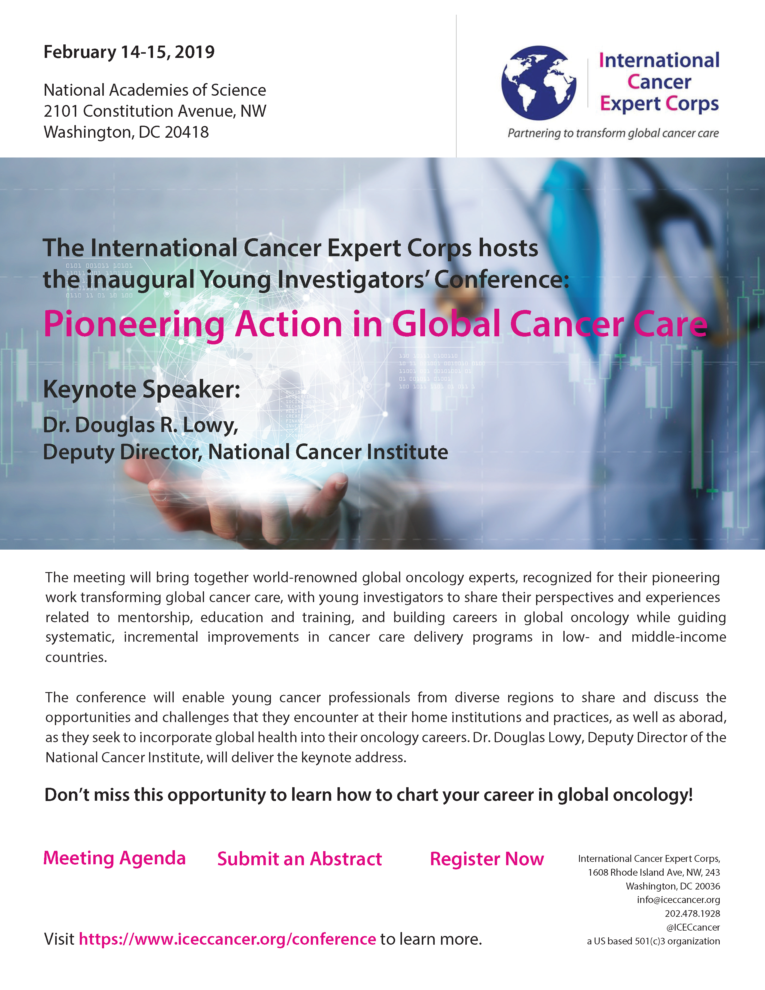 Pioneering Action in Global Cancer Care - Global Health Council