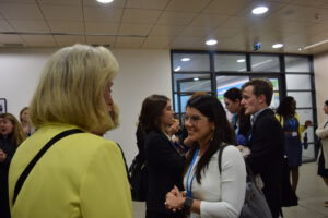 GHC's WHA72 Welcome Reception.