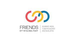 Friends of the Global Fight logo (covid-19 page)