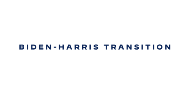 Biden-Harris Transition logo
